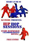 Hip Hop Sessions @ Bamboo Bar, Istra