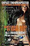 Sexy Ladies Night @ JIMMY WOO club - UMAG, ISTRA