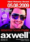 AXWELL @ Essential house music, Byblos, ISTRA