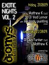 EXOTIC NIGHTS vol. 2 @ DIONYS beach bar - VRSAR, ISTRA