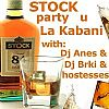 LA KABANA - STOCK party