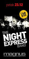 THE NIGHT EXPRESS BAND @ MAGNUS