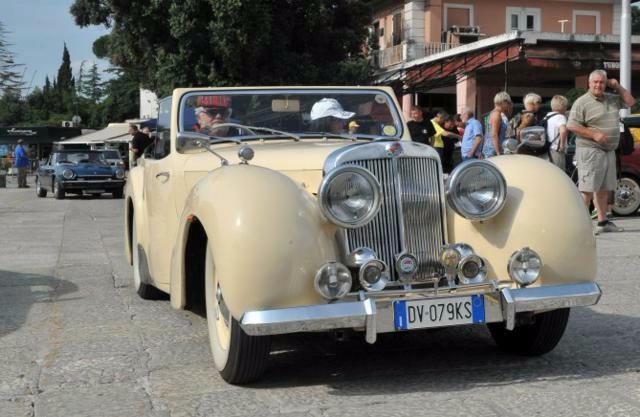 Liburnia Classic Oldtimer Rally