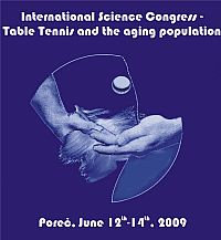 International Science Congress - Table Tennis and the aging population, Poreč