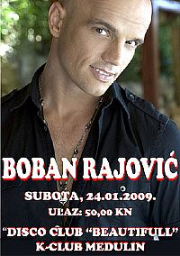 Bojan Rajovic in Discotheque Beautifull