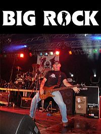Big Rock in Rock Caffe