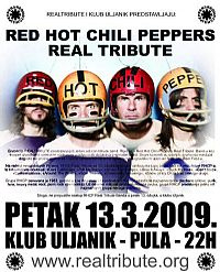 Red Hot Chili Peppers Real Tribute
