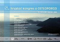 5. hrvatski kongres o osteoporozi - Rovinj, Istra