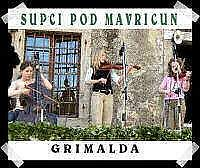 Istrian youth plays ancient instruments @ Grimalda, ISTRA