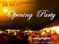 Opening Party @ Daylight cocktail bar