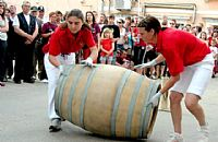 The 25th Festival of Istrian Malvasia, Main Square, Brtonigla