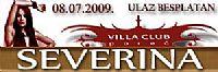 Severina @ Villa Club, Poreč, ISTRA