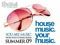 For the love of house music @ Byblos, Istra