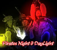 Pirates Night @ Cocktail bar Daylight, Umag, Istra