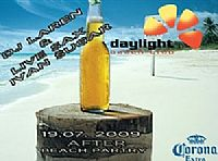 After beach party powered by Corona @ DayLight, ISTRA