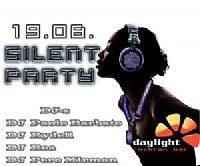 SILENT PARTY @ DayLight, Umag, ISTRA