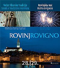 Rovinj's Night