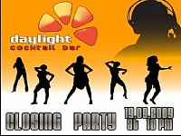 Closing Party @ DayLight, Istria
