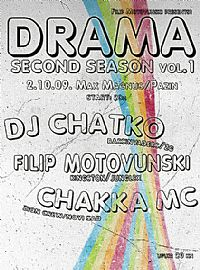 DRAMA - 2nd season vol.1