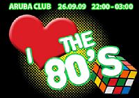 Crazy '80s & Once in the lifetime @ ISTRIA