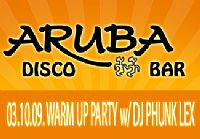 Warm up Party @ Aruba, Pula, ISTRA