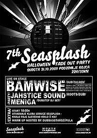 7th Seasplash Halloween Fade Out Party