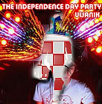 """""""THE INDEPENDENCE DAY PARTY"""" - D&H @ ISTRA"""