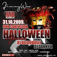 RNB Confusion Special: HALLOWEEN