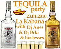 LA KABANA - TEQUILA party