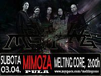 MELTING CORE (Progressive Metal band feat. TERLION on vocals)