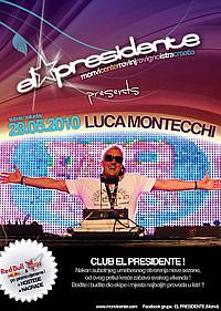 El President Sounds with Luca Montecchi