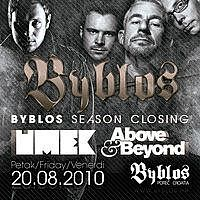 Above & Beyond @ Byblos!