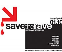 TRANSART FESTIVAL - SAVE THE RAVE