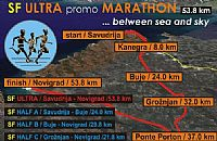 "05th International SF ULTRA promo MARATHON ""Istria in your heart!"""
