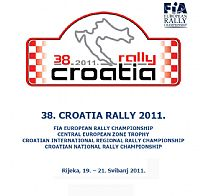 38th Croatia Rally