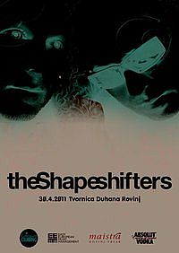 Proljeće s The Shapeshifters