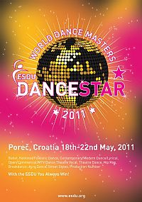ESDU DANCESTAR World Dance Masters 2011