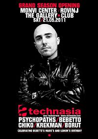 BALANCE.FM B-Day Edition with Technasia