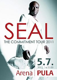 Seal - the commitment tour