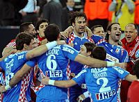 Handball: Croatia - Lithuania