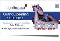 Grand Opening of the Lighthouse Club