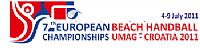7th European Beach Handball Championships for Seniors