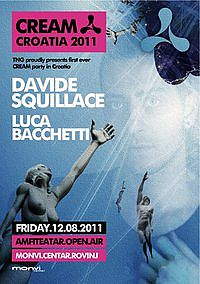TNG pres. CREAM w/ Davide Squillace