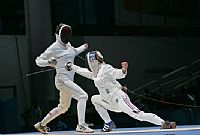 Championships in fencing