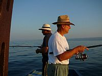 International competition in the sport fishing