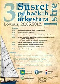 37th Festival of Istrian Brass Orchestras