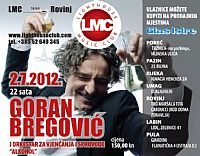 Goran Bregovic and the Orchestra for weddings and funerals