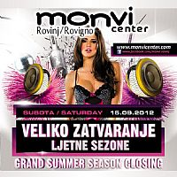 Grand Summer Season Closing 2012