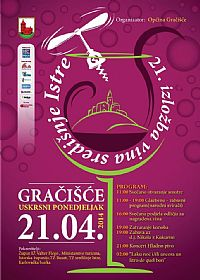 21st Festival of the Istrian wine Gradišće